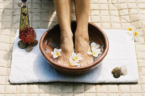 Thaise voet massage-voetbad-EnerSense