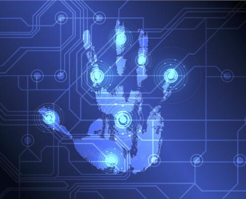 Bio Communication Digital Hand EnerSense